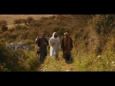 Bible Video: Christ Appears on the Road to Emmaus.