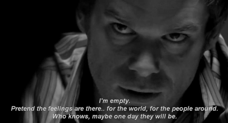 Dexter Season 7 Quotes About Love : 17 Best images about Dexter-BLOODY-Dexter on Pinterest Norman bates ...