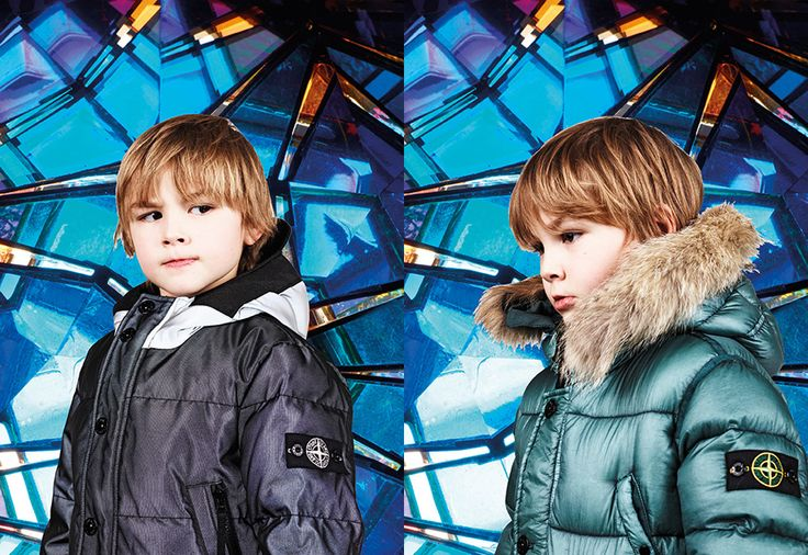 Stone Island Kids : Stone Island Corporate - Frankie