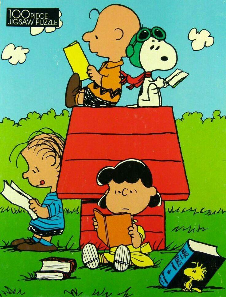P (Knowledge) lesen / lernen-Bild von BAUM TOWN | Charlie brown ...