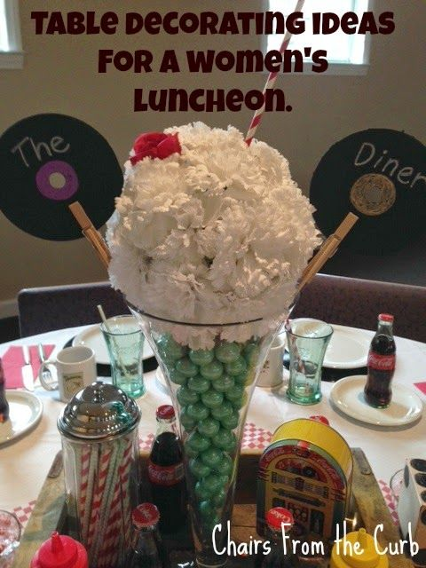 Themes for ladies luncheon table bing images party