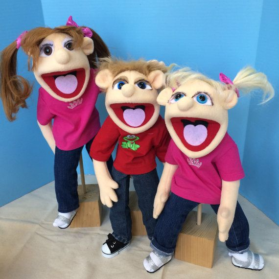 241 Best Muppet Greatness Images On Pinterest: 29 Best Custom Made Puppets, Portraits Images On Pinterest