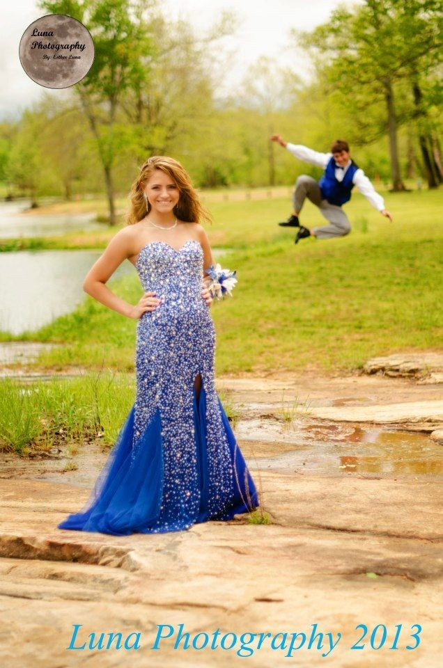 Awesome tricks for prom pictures