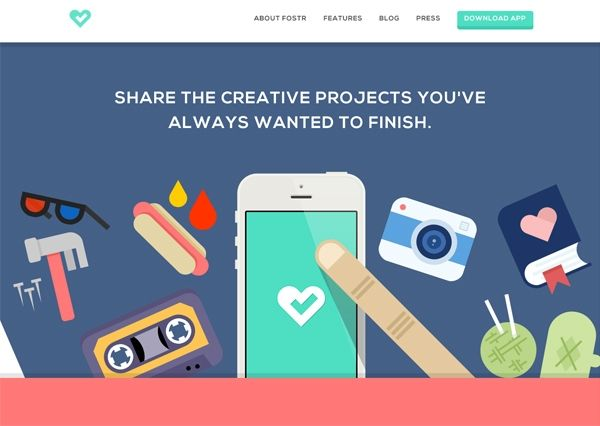 Responsive Mobile App Landing Pages for Inspiration, You can use pre-existing Landing page templates, and solve this issue of yours. Replace your specifications