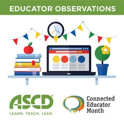 Here are free resources for educator observations and peer-to-peer learning, ASCD's first #CE14 subtheme. #teachers #education
