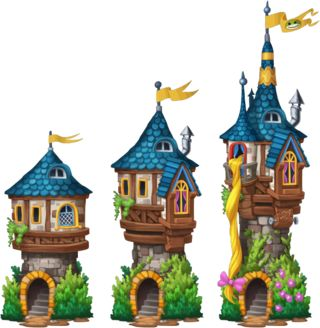 Fairytales House 3 Proud Toads Level 1to3