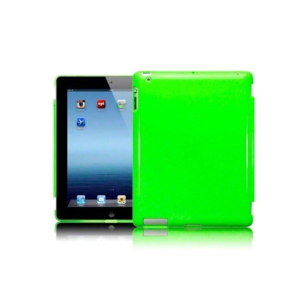 I colori più popolari dell'estate 2012 sono proprio fluorescenti. Una cover iPad 3 in verde fluo è un modo per esprimere il tuo stile. Questa coloratissima cover per iPad 3 protegge il dorso del tuo tablet prezioso. Il design affascinante di questa cover trasforma l'accessorio protettivo in un gioiello.