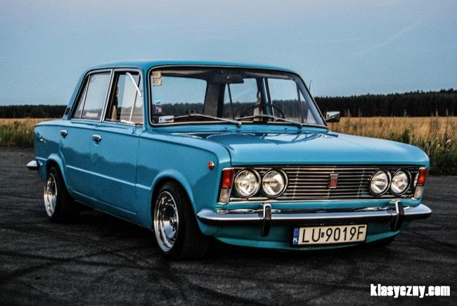"Cheap Old Muscle Cars >> Polish Fiat 125p ""Bandit"" 