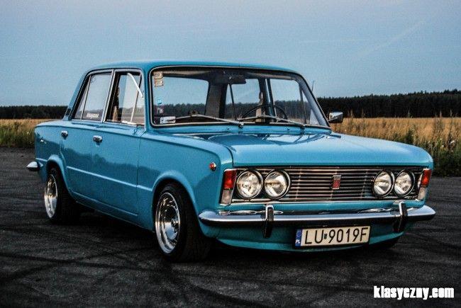 "Polish Fiat 125p ""Bandit"""