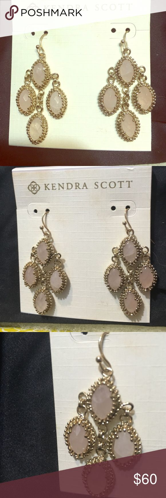 Ms de 25 ideas increbles sobre kendra scott store en pinterest kendra scott goldrose chandelier earrings arubaitofo Images