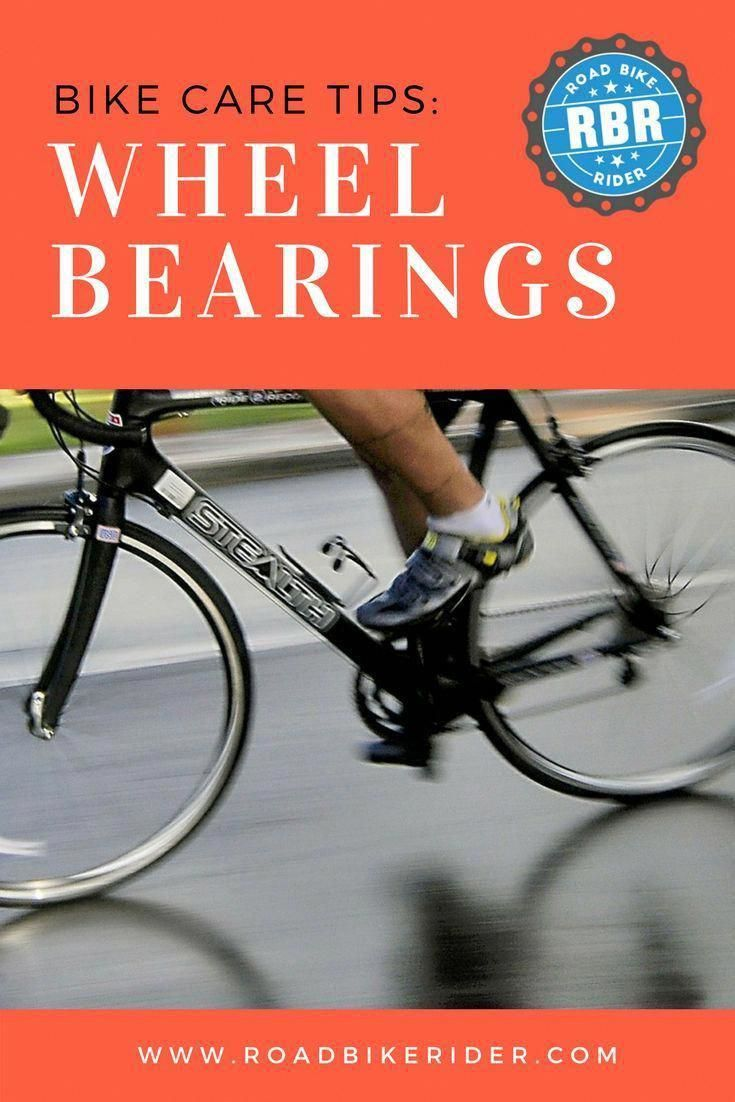 Checking The Condition Of Bicycle Wheel Bearings Bicycle