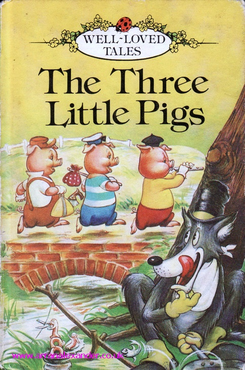 The Three Types Of Totalitarian Systems: The Three Little Pigs