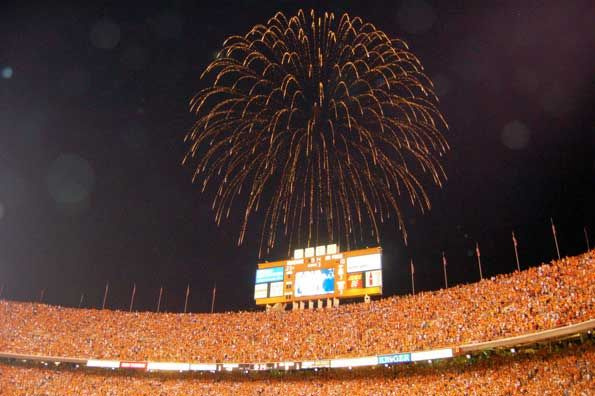Tennessee Football....it's Great to be a Tennessee Vol!!! Kick off in 4 days!!