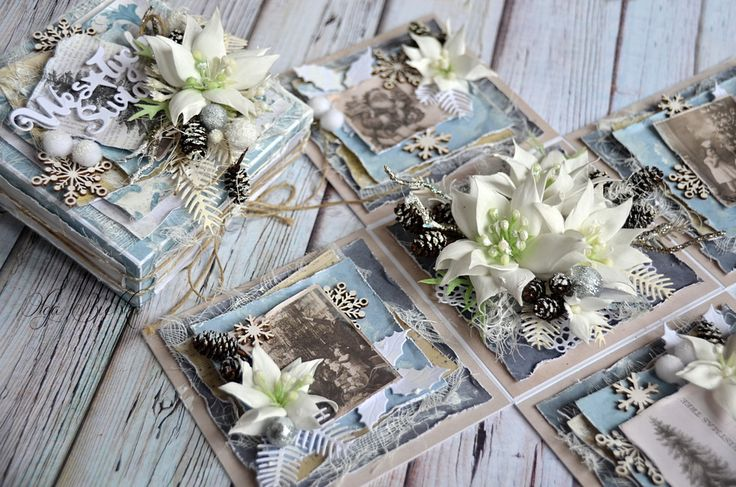 Exploding box, Boże Narodzenie, Christmas, DT Craft Passion, poinsecje z foamiranu, foamiran flowers.