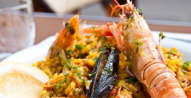 Paella recipe: An English take on that classic Spanish dish #ATasteOf