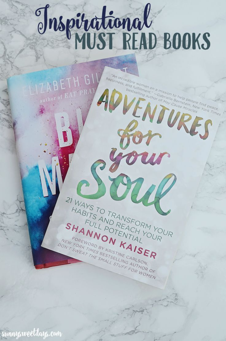 Add These Must Read Motivational Books To Your Toread List! From Blog And