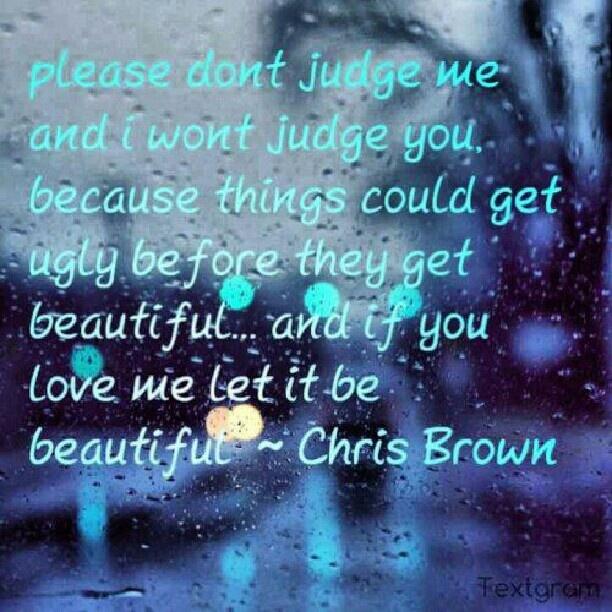 Sweet love chris brown lyrics