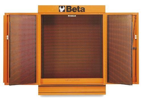 Armadio di stoccaggio / con montaggio a parete / a porte battenti / in metallo C53, 5300 series Beta Utensili