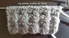 Les petites mailles de Marie: Point Harris tweed