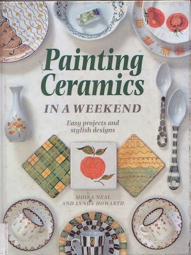 Painting Ceramics in a weekend - jeanne - Picasa Web Albums...This is an online book with lots of painting projects and tutorials and pictures!!