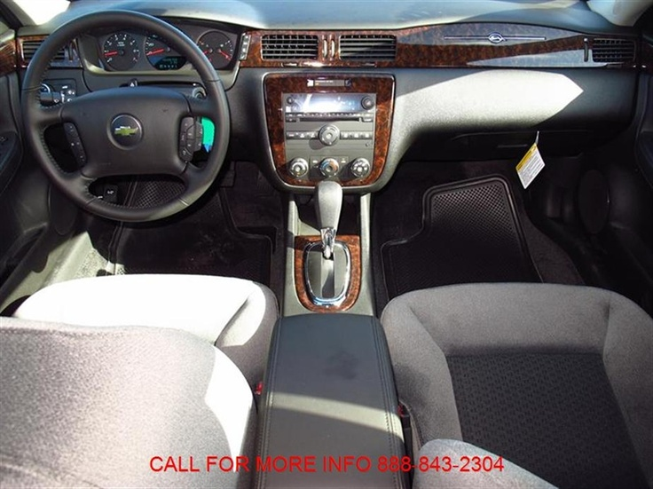 2012 Chevrolet Impala 4dr Sdn LS [Cox Chevy]