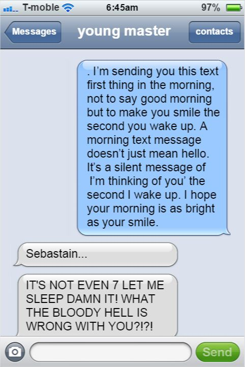 black butler texts | Tumblr