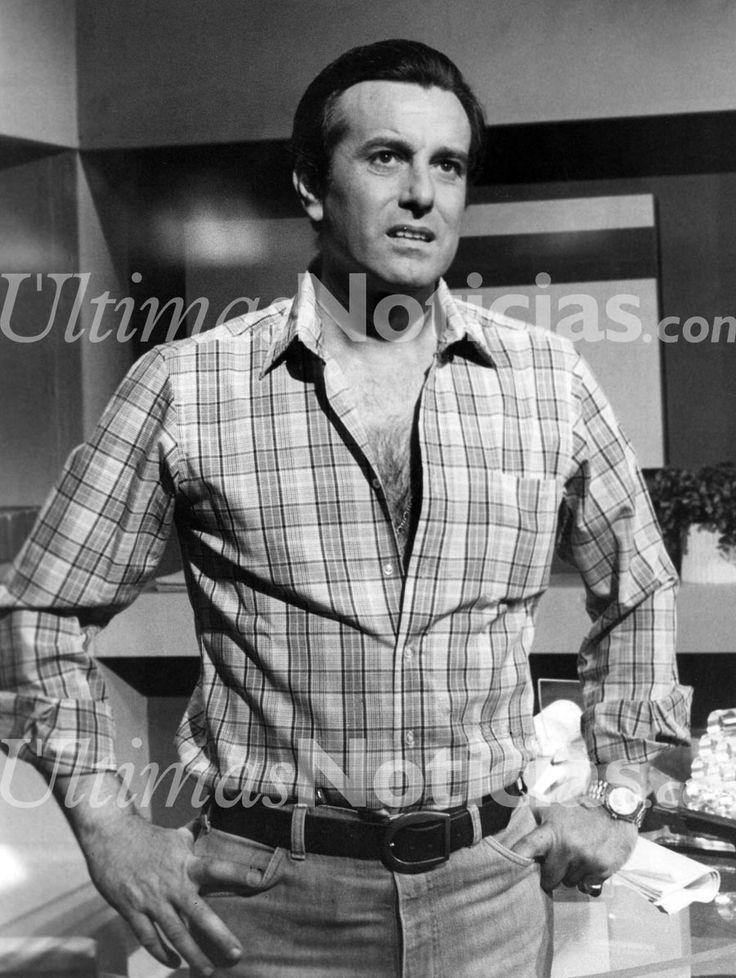 José Bardina, fue un actor de televisión venezolano de origen español. Inició su carrera como actor en el teatro y en 1961 hizo su debut televisivo en la cadena RCTV. Foto: Archivo Fotográfico/Grupo Últimas Noticias