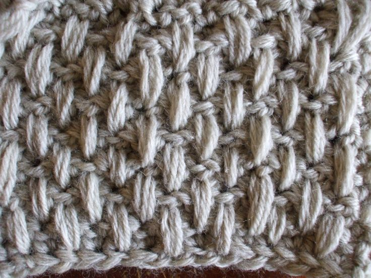 vintage basket stitch crochet - Google Search