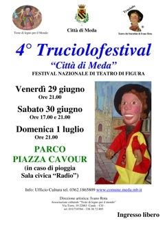 4° Truciolofestival a Meda