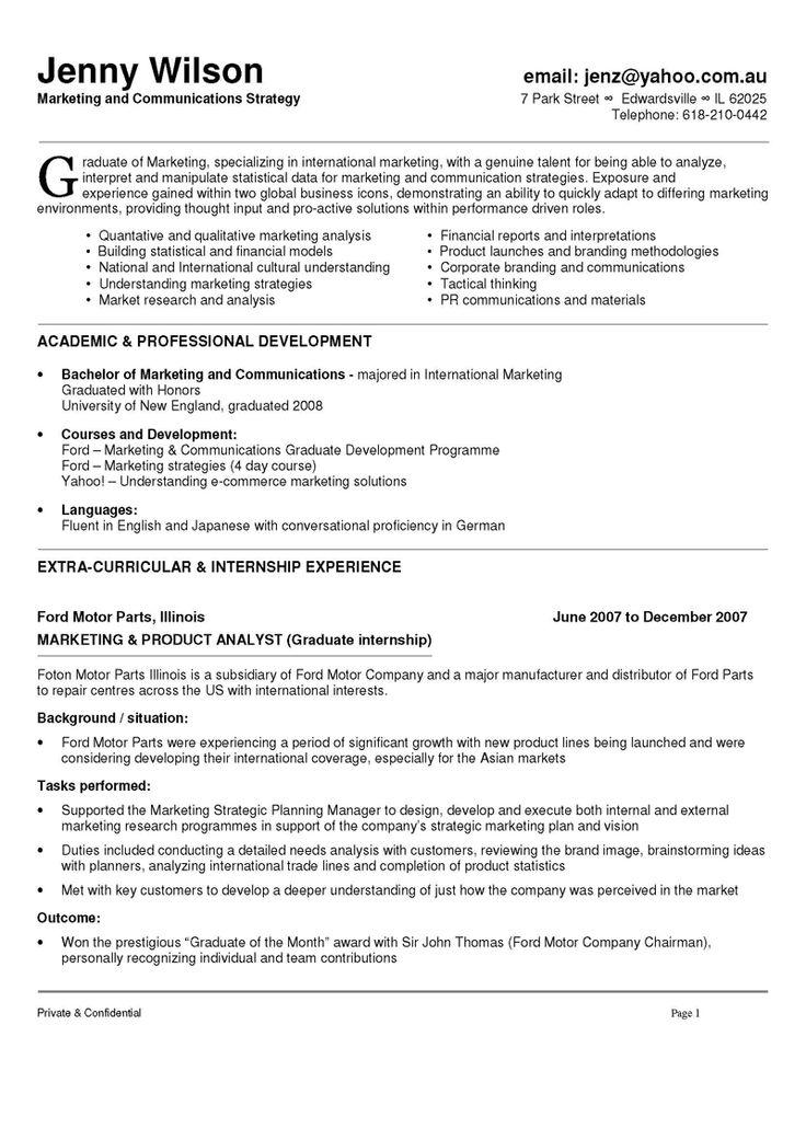 communication marketing manager resume sample super hero