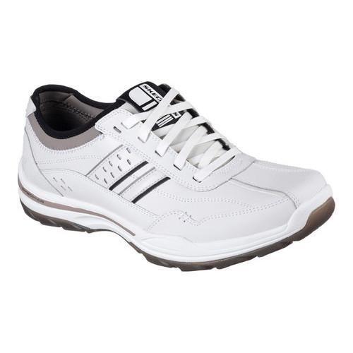 Men's Skechers Skech-Air Elment Meron Sneaker White/