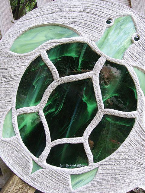 Sea Turtle Stepping Stone