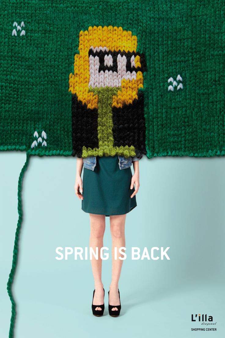 AWARD: EMERALD / CATEGORY: HOME / CLOTHING / ACCESSORIES / CAMPAIGN: Spring Campaign: Spring Girl / ADVERTISER: L'Illa / AGENCY: DDb Tandem, Spain