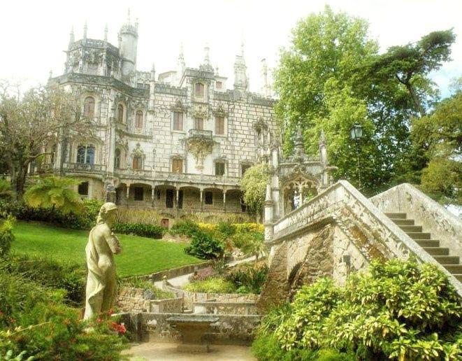 Palestra e Visita: Quinta da Regaleira