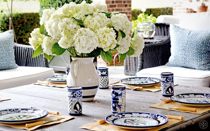 Tory Entertains: The Bohemian Table | The Tory Blog