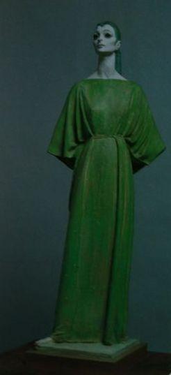 Museo Studio Francesco Messina_Carla Fracci, statua, Francesco Messina, 1977