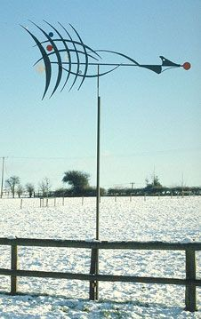Wonderful Wind Vanes and Sculptures