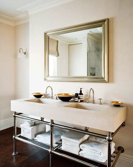 Website Photo Gallery Examples Vanity but with plumbing pipes ud big time savings but without sacrificing style