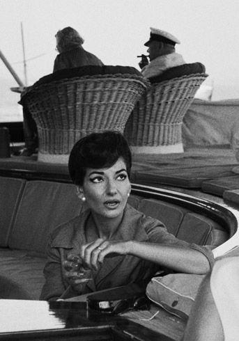 Maria Callas / Ara Güler