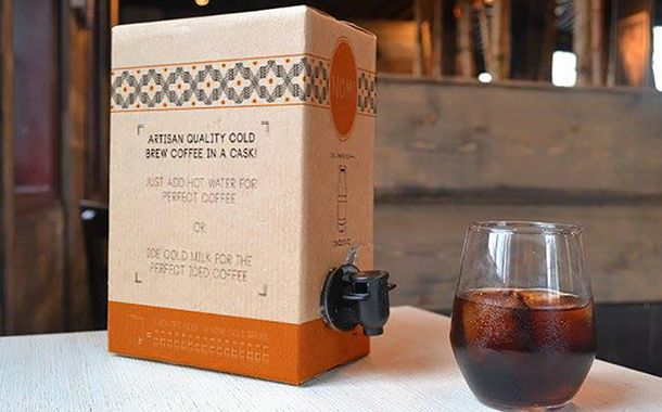 Nomi launches London's first boxed cold brew coffee delivery service
