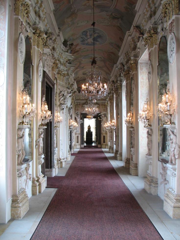 18th Century Castle of Ludwigsburg,  Germany  photo Mercy