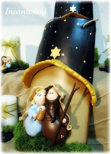 Teja navideña: