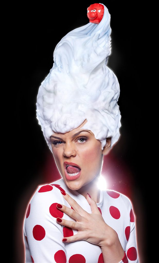 Jessie J to shave head live on TV for Comic Relief on Red Nose Day 2013