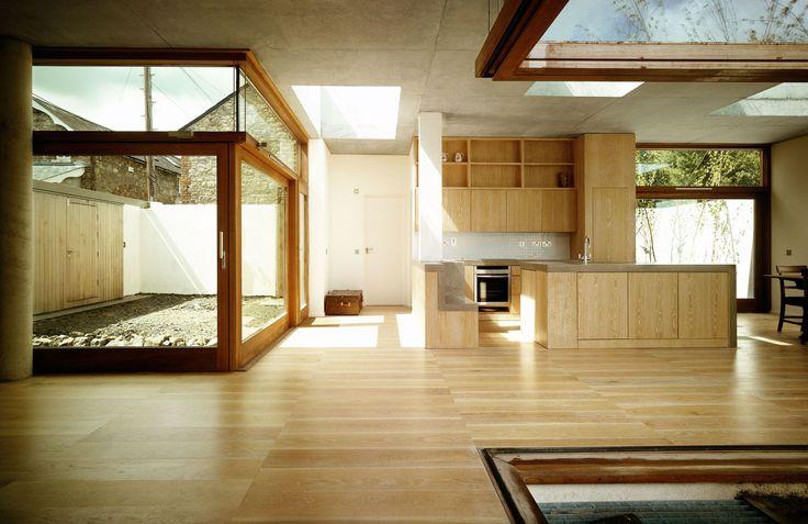 McCullough Mulvin Architects, Marie-Louise Halpenny, Henrietta Williams · Z Square House · Divisare