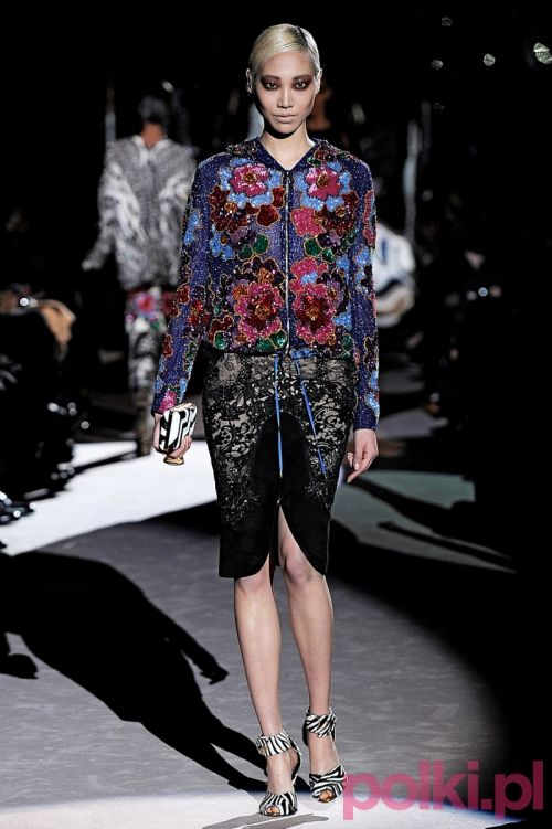 Tom Ford, fall-winter 2013-2014