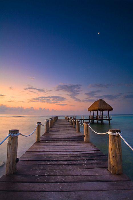 Mayan Riviera, Mexico   Honeymoon?? GAH...I wish! Someday!