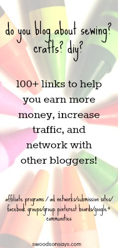 Awesome collection of links for ways to monetize your blog.