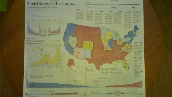 Political geography, importent and a little nerdy!