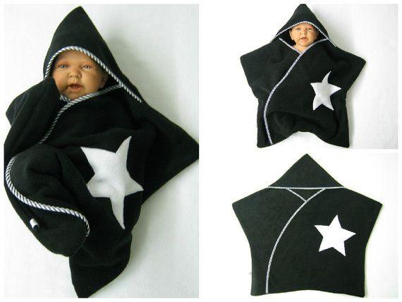 star fleece baby wrap sleeping bag sleepsack di bighead5005