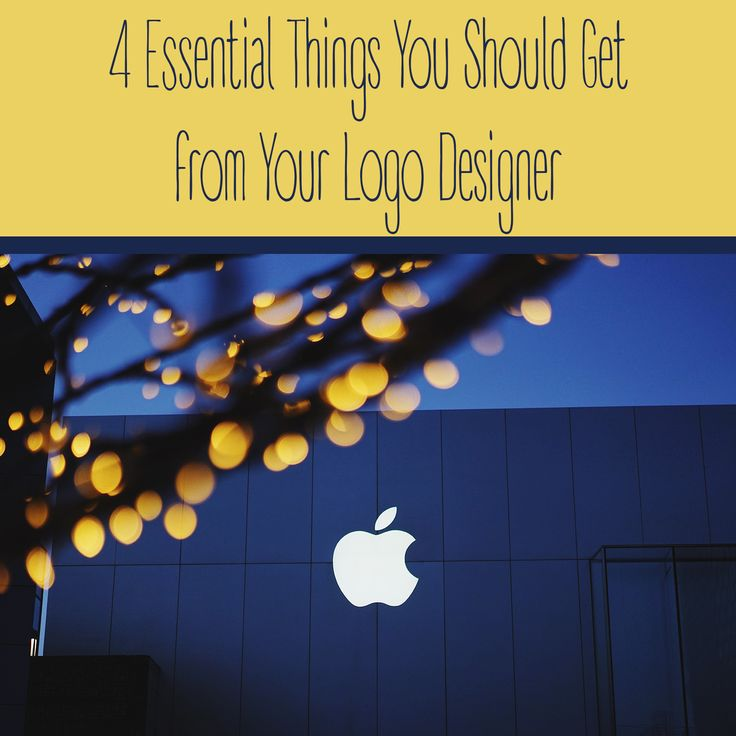 4 Essential Things You Should Get from Your Logo Designer  | Varró Joanna Design | Graphic Design Tips | Designer | Freelancer | Inspiration | Graphic Design | Graphic Designer
